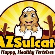 Arizona Sulcata